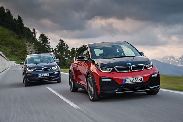 The New 2018 Bmw I3 And First Ever Bmw I3s