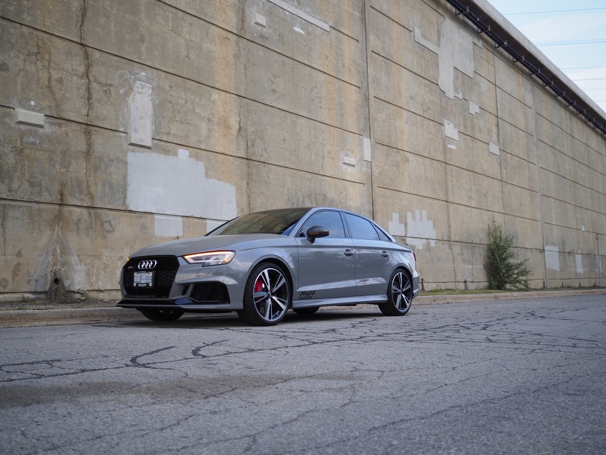 Review 2018 Audi Rs3