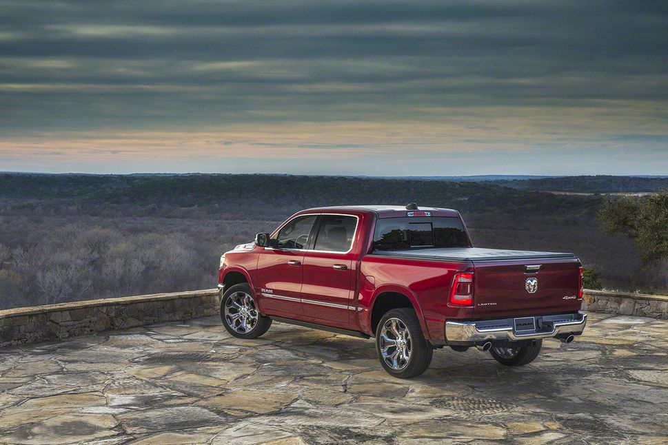 All-new 2019 Ram 1500 – Leading in Durability, Technology ...