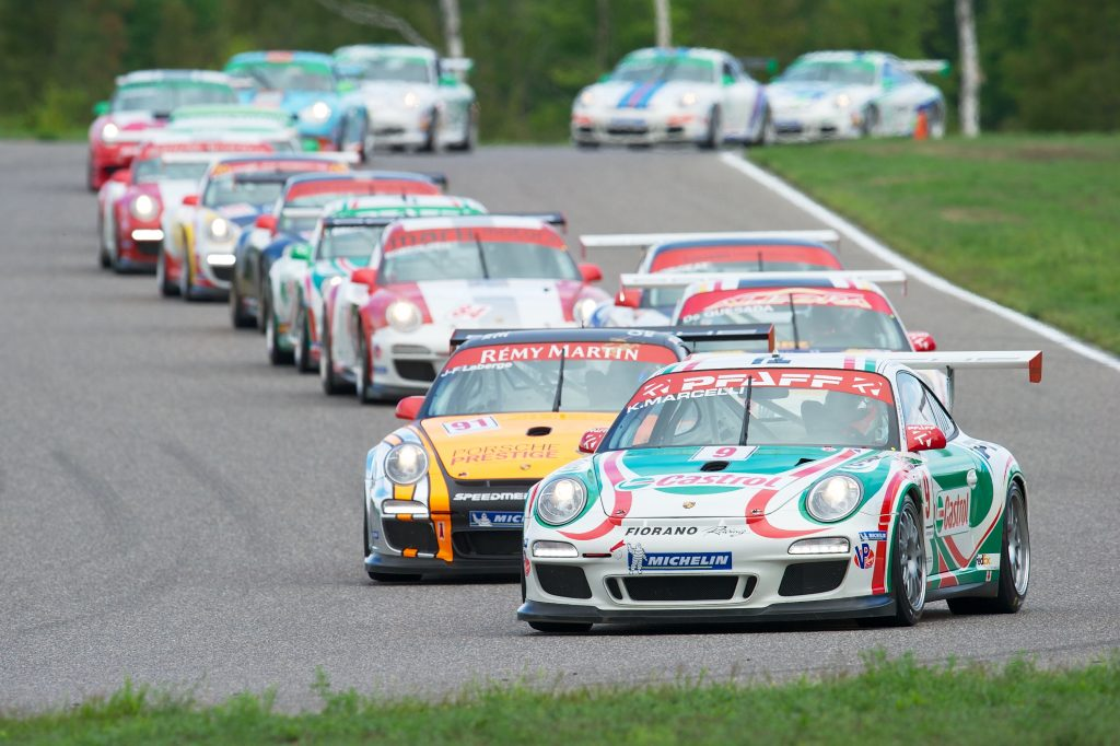 Porsche GT3 Cup Challenge Canada by Michelin Finale Weekend
