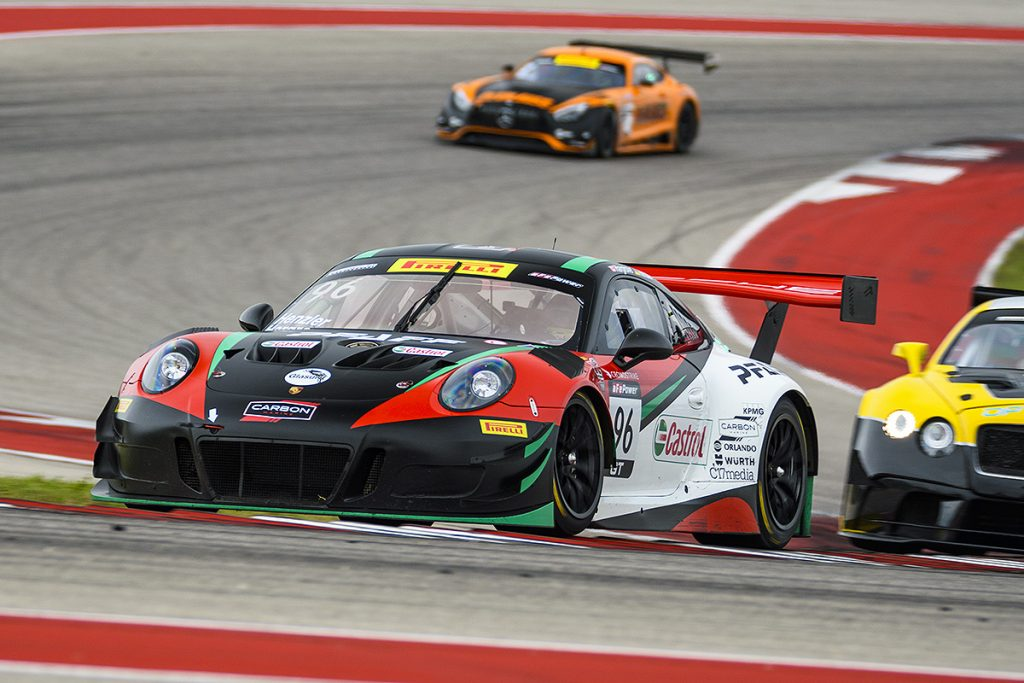 2018 PWC - Circuit of The Americas